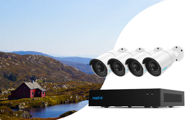Reolink adds the versatile RLK4-410B4 to its security system lineup
